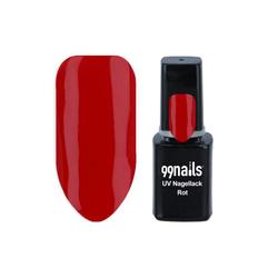 UV Nagellack - Rot 12ml - UV Lack Gel Nagellack Gellack Gel Lack Led Nagellack Rot