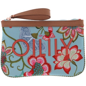 Oilily Royal Sits Flat Pouch Stratosphere