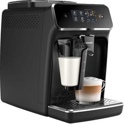 Philips Kaffeevollautomat 2200 Serie EP2231/40 LatteGo, klavierlackschwarz