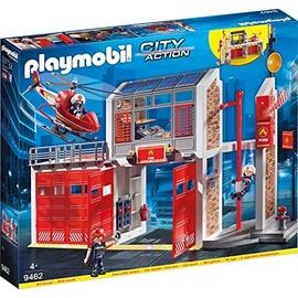 Playmobil City Action Große Feuerwache 9462