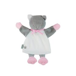 Sterntaler® Handpuppe Handpuppe Katze Handpuppen bunt