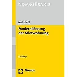Modernisierung der Mietwohnung. Tobias Mahlstedt  - Buch