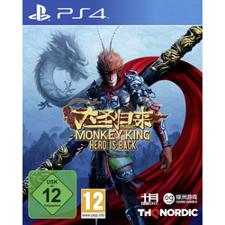 Monkey King: Hero is back PS4 USK: 12