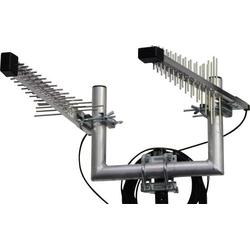 Wittenberg Antennen Duo Set 2x LAT 54 Richtantenne LTE 1800
