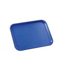 Rechteckiges Tablett für Fast Food h28214