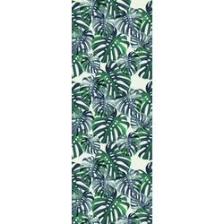 queence Vinyltapete Tristan, 90 x 250 cm, selbstklebend grün