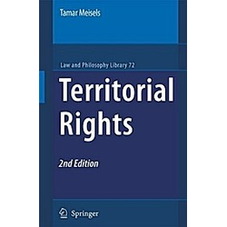 Territorial Rights. Tamar Meisels  - Buch