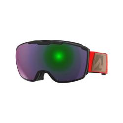 Marker - Perspective+ Blk W/Green Plasma Mir - Skibrillen
