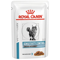 Royal Canin Sensitivity Control Huhn & Reis 48 x 100 g