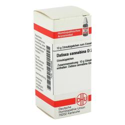 DATISCA cannabina D 2 Globuli 10 Gramm