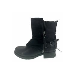 UTS Accessoires mit Gamasche Stiefel (1-tlg) schwarz 38