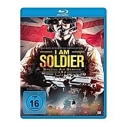 I Am Soldier - DVD  Filme