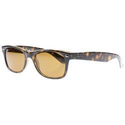 Ray-Ban New Wayfarer 2132 710 5218 Havana Sonnenbrille
