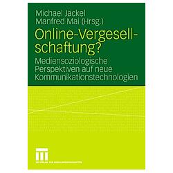 Online-Vergesellschaftung? - Buch