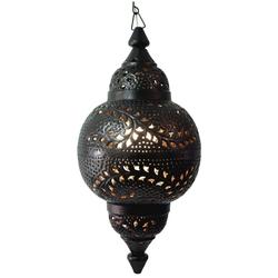 Guru-Shop Deckenleuchten Metall Deckenleuchte in marrokanischem Design,..