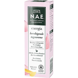 N.A.E. Energia Beruhigende Tagescreme Vegan Naturkosmetik 50ml