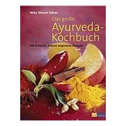 Das große Ayurveda Kochbuch. Nicky Sitaram Sabnis  - Buch