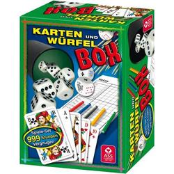 ASS Altenburger Würfel- und Kartenbox 22574102