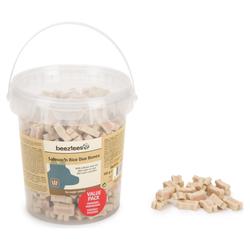 (8,78 EUR/kg) Beeztees Duo Bones Lachs + Reis 500 g