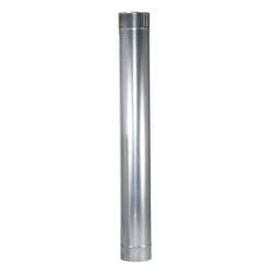 Ø 150 mm Lüftungsrohr Länge 100 cm