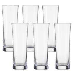 SCHOTT ZWIESEL Serie BEER BASIC Kölsch Glas 0,2 / Bierglas für Kölsch 6 Stück
