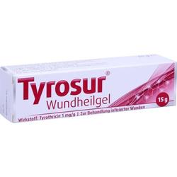 TYROSUR Wundheilgel 15 g
