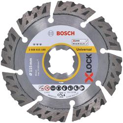 Bosch Professional Trennscheibe X-LOCK Best for Universal