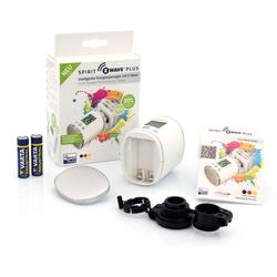 EUROtronic Smart Home Zubehör Heizungsthermostat Spirit - Z-Wave Plus weiß