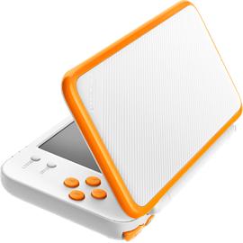 weiß / orange
