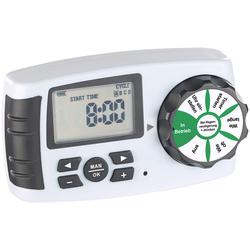 Bewässerungscomputer BWC-400 für 4 Bewässerungs-Adapter, Magnet-Ventil