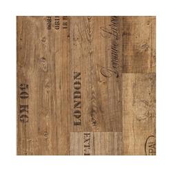 Andiamo Vinylboden PVC Auslegeware Braun, in verschiedenen Breiten, Meterware 200 cm