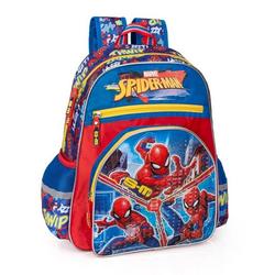 Spiderman Kinderrucksack Marvel´s Spiderman - Rucksack, 39x32x14 cm (Reißverschluss, Jungen), Tragegurte