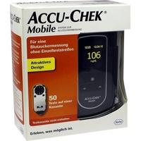 Roche Accu Chek Mobileset III mg/dl