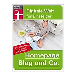 Homepage  Blog und Co.. Patrick Lobacher  - Buch