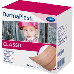 Dermaplast Classic Pflaster 6 Cmx5 m