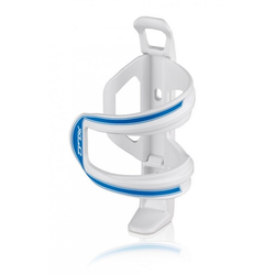 XLC Fahrrad-Flaschenhalter XLC Trinkflaschenhalter Sidecage weiß/blau