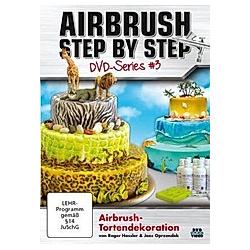 Airbrush-Tortendekoration  DVD - DVD  Filme