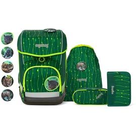 ergobag cubo light 5-tlg. Lumi Edition rambazambär
