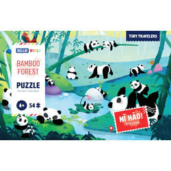 Puzzle: Bamboo Forest