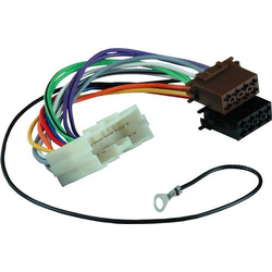 Hama ISO für Mitsubishi ISO Adapter Stecker