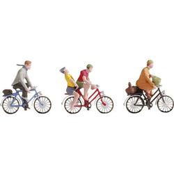 NOCH 36898 N Figuren Fahrradfahrer