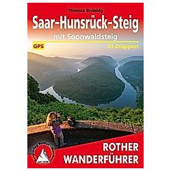 Saar-Hunsrück-Steig. Thomas Striebig  - Buch