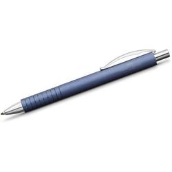 Kugelschreiber Essentio Aluminium Blau
