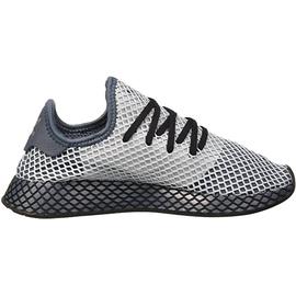 adidas Deerupt Runner legacy blue/silver metallic/core black 44