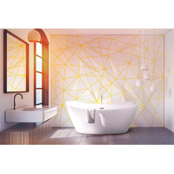 HOME DELUXE Whirlpool-Badewanne Ovalo Plus, (2-tlg), 181 / 90 / 72 cm, freistehend