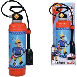 SIMBA Badespielzeug Feuerwehrmann Sam, Feuerlöscher Pro bunt Kinder Ab 3-5 Jahren Altersempfehlung Wasserspielzeuge