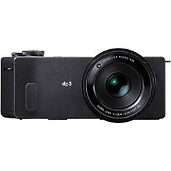 Sigma Kamera dp3 Quattro + LCD Sucher Kit Schwarz