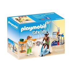 Playmobil® Konstruktions-Spielset PLAYMOBIL® 70195 Beim Facharzt: Physiotherapeut