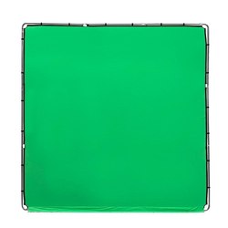 Lastolite StudioLink Chroma Key Green Screen Bezug 3 x 3 m