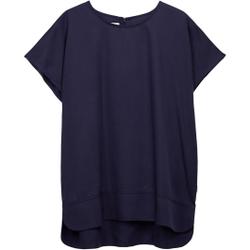 Makia - Isla T-shirt Dark Navy - T-Shirts - Größe: S